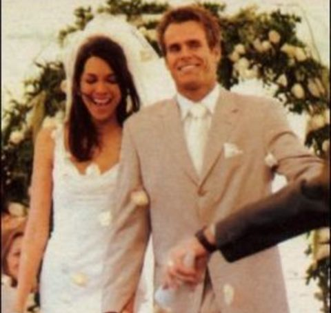 Vanessa Arevalo with her husband Cameron Mathison